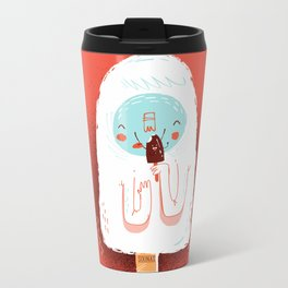 :::Delicious ice cream::: Metal Travel Mug