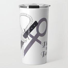 Logo-T2 Travel Mug