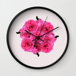 Coronal Madeleine Wall Clock
