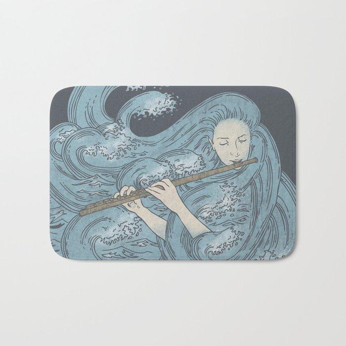 Ocean Symphony Bath Mat