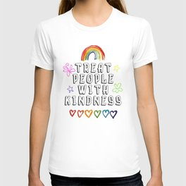 TREAT PEOPLE WITH KINDNESS - PRIDE EDITION T-shirt
