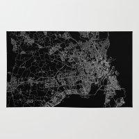 copenhagen Area & Throw Rugs featuring Copenhagen by Line Line Lines