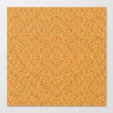 Bardarbunga Gold Canvas Print