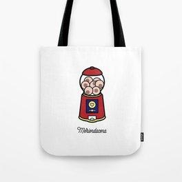 Meriendacena Tote Bag