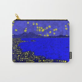 Starry Naples Carry-All Pouch