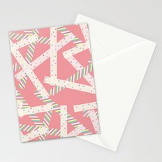 Washi [Pink] Stationery Cards