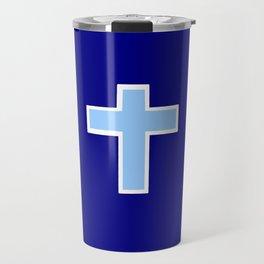 Christian cross 14 Travel Mug
