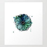 waterflower Art Print