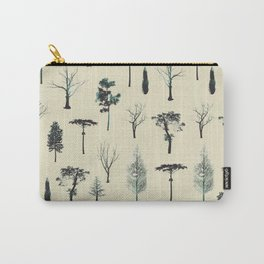 trpical trees Carry-All Pouch