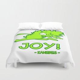 Joy! - Kanebes - Duvet Cover