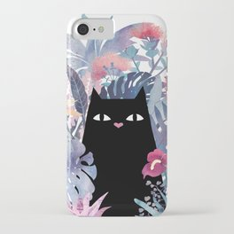 Popoki (Pastel) iPhone Case