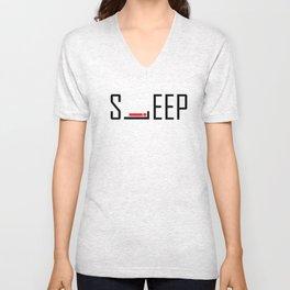 iSleep (v2) Unisex V-Neck
