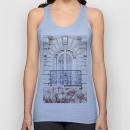 Balcony Unisex Tank Top