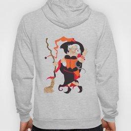 Granny Hex (Orange) Hoody