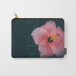 Jungle Pink Carry-All Pouch