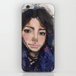 Sammantha iPhone Skin
