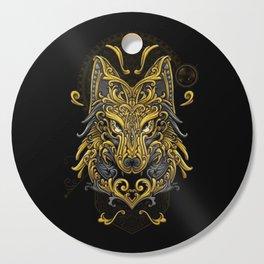 Wolf - Cutting Board