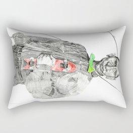 K and his alibi Rectangular Pillow