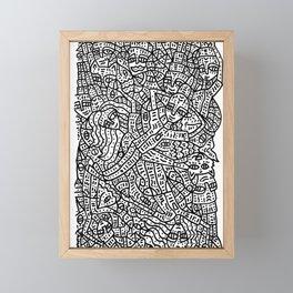 Phone for me Framed Mini Art Print