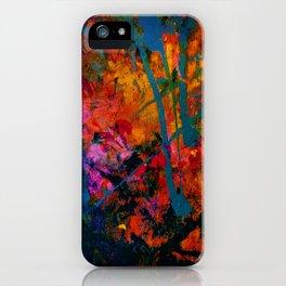 Sleeping Darkness iPhone Case