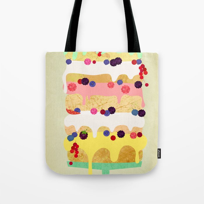 Fairy Cake Tote Bag