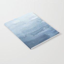 Indigo Abstract Painting | No. 4 Notebook