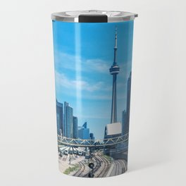 CN Tower Toronto Travel Mug