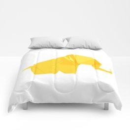 Origami Elephant Comforters