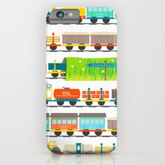Long Train Slim Case iPhone 6s