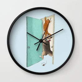 Cockroach !!!! Wall Clock