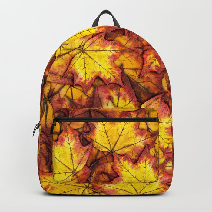 Autumn Leaves 04 Backpack