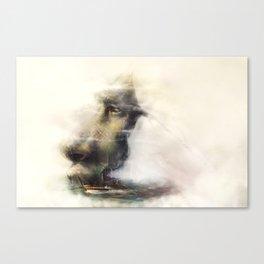 FADING MEMORIES Canvas Print