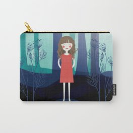 Happy to be lost Carry-All Pouch