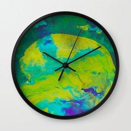 mindwaves Wall Clock