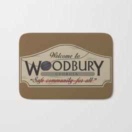 Welcome to Woodbury Bath Mat