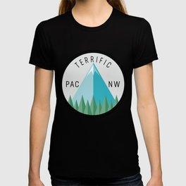 Terrific Pacific NW T-shirt