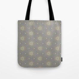 Golden Winterstars 4 Tote Bag