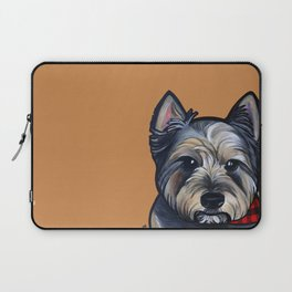 Rigoletto the cairn terrier Laptop Sleeve