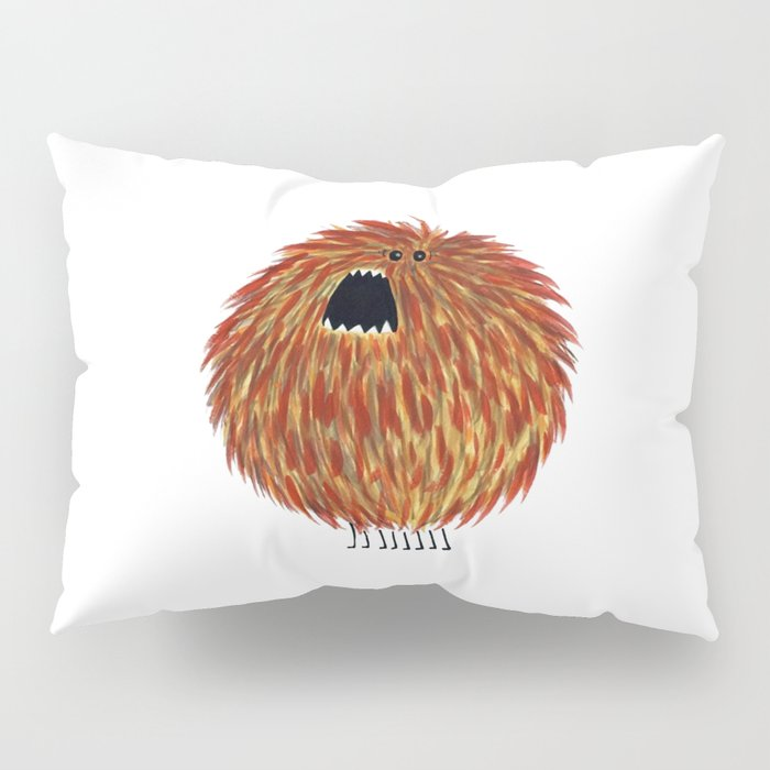 Poofy Chewbacca Pillow Sham
