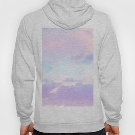 Unicorn Pastel Clouds #1 #decor #art #society6 Hoody