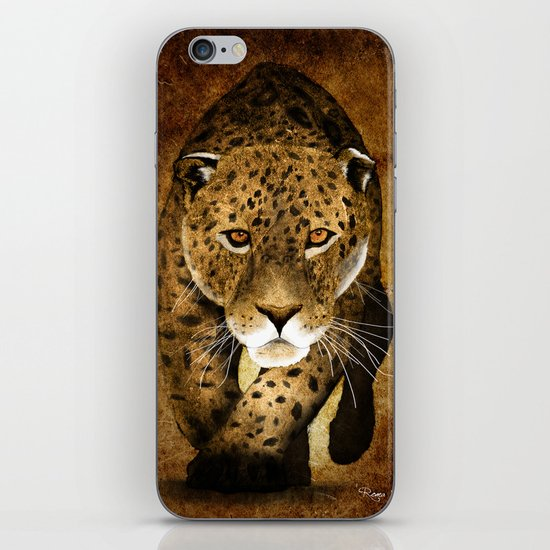 The Leopard iPhone & iPod Skin