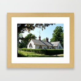 Cottage Framed Art Print