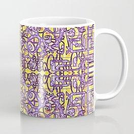 Fretwork in the Maze Coffee Mug