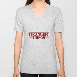 Granger Things ! Unisex V-Neck