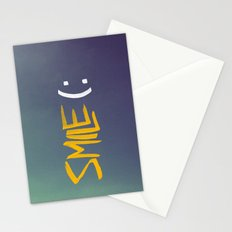 Smile (: Stationery Cards