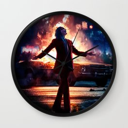 JOKER - Beauty in Tragedy Wall Clock