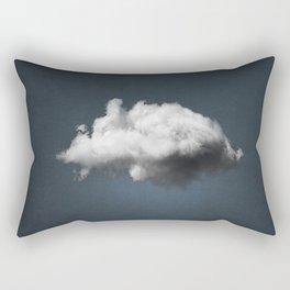 WAITING MAGRITTE Rectangular Pillow