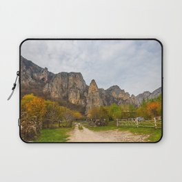 Cheile Turenilor, Romania Laptop Sleeve