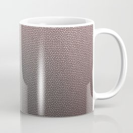 Sassy Stain Glass Flamingo Coffee Mug