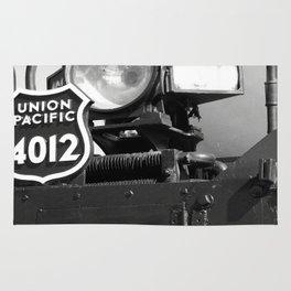 Union Pacific Big Boy Detail Rug